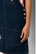 Комбинезон джинсовый 120PAML8807 синий