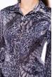 Блуза женская 118P112-1 грифельный