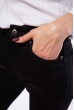Джинсы женские Skinny 85P18652 черный