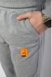 Костюм спортивный мужской 85F1001 светло-серый