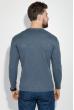 Свитер мужской с галочками на груди 48P3258 джинс