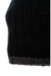 Шапка мужская теплая 254V001 черно-грифельный