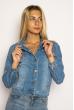 Куртка женская 134P3336 голубой