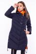 Куртка женская зимняя 120PSKL811 темно-синий