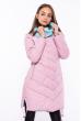 Куртка женская зимняя 120PSKL811 розовый
