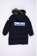 Куртка 120PRA1706 junior темно-синий