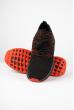 Кроссовки 11P1020 черно-красный