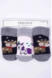 Носки комплект 168P098-1 junior разноцвет
