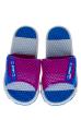 Шлепанцы женские 11P073 малиново-синий