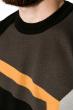 Джемпер 520F027 желтый