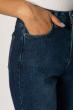 Джинсы женские 134P230-1 синий
