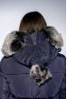 Куртка женская 120PSKL6895 синий