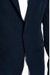 Пиджак 32P110-3 темно-синий / черный
