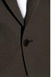 Пиджак 32P110-3 хаки-черный