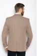 Пиджак 32P110-3 темно-бежевый / черный