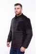 Куртка со вставками 187P463 черный