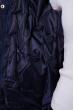 Куртка женская ассиметричного кроя  120PSKL2201 темно-синий