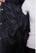 Куртка женская ассиметричного кроя  120PSKL2201 черный