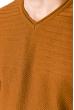 Свитер 520F036 светло-коричневый