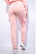 Костюм спортивный однотонный 210P001 розовый