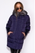 Куртка женская 120PSKL6862 темно-синий