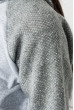 Худи женское рукав реглан 317F008 светло-серый