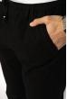 Брюки в стиле casual 217P906 черный