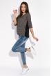 Воздушная женская блузка 516F131 черный