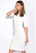 Платье 110P422 молочный