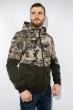 Куртка милитари  212P21013 хаки милитари