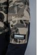Куртка милитари  212P21013 синий милитари