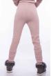 Костюм женский 129P1032 бледно-розовый