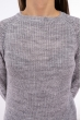 Свитер женский, реглан 120PRZGR991 светло-серый