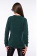 Свитер женский, реглан 120PRZGR991 зеленый