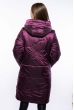 Куртка женская 131PM251-1 пурпурный
