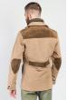 Куртка демисезонная мужская  19PG058 бежевый