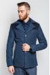 Куртка демисезонная мужская  19PG058 темно-синий