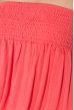 Комбинезон женский, шорты 81P1102-1 коралловый