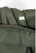 Костюм (Жилетка на меху, батник, штаны) утепленный  77PD866 хаки