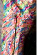 Пуховик женский однотонный 127PZ17-206 пепельный
