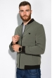 Куртка демисезонная 157P019 оливковый