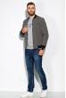 Куртка демисезонная 157P019 серый