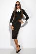 Платье 110P743 черный