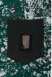Худи мужской с абстракцией 48P3271 серо-зеленый