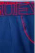 Трусы однотонные мужские №19P016 синий