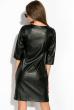 Платье 110P386 черный