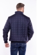 Куртка стеганая 187P143 темно-синий