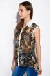 Блуза женская 112P008 цветочный принт