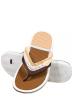 Вьетнамки 11P2977 коричнево-персиковый