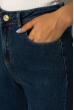 Джинсы женские 134P229 синий